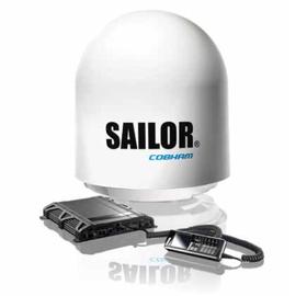Satelitní terminál Cobham Sailor 500